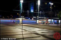 Langzeitbelichtung Leipzig City (20.07.13 )