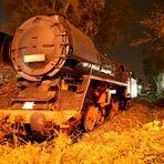 Langzeitbelichtung Lokomotive Teil 1