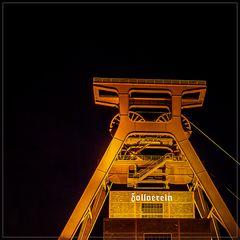 Langzeitbelichtung / Zeche Zollverein