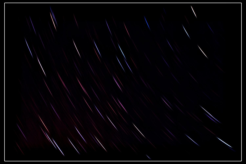 Langzeitbelichtungen vom Sternenhimmel