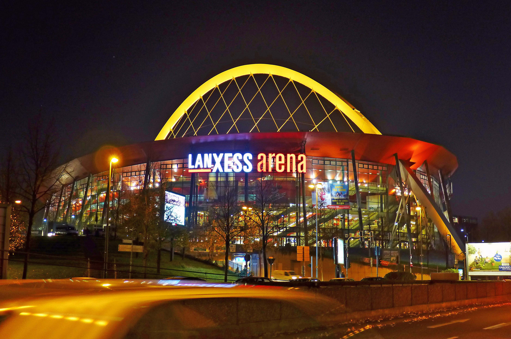 Violetta Lanxess Arena