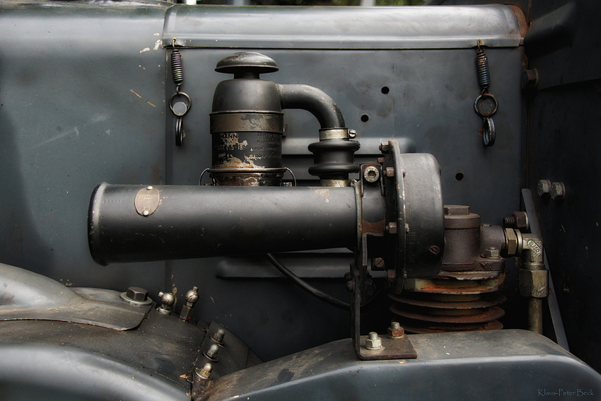 Lanz Bulldog, Detail
