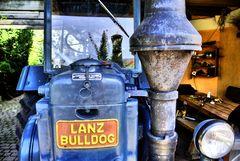 Lanz Bulldog Frontansicht