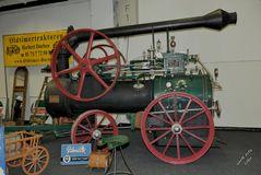 Lanz Dampfmaschine ...