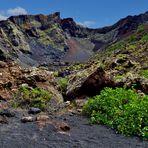 Lanzarote 2019 (1) - Grüße aus dem Krater