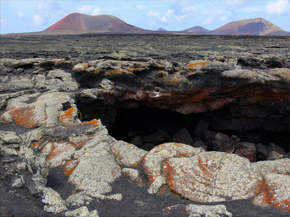 Lanzarote 3 (Taubenhöhle nördlich von Masdache)