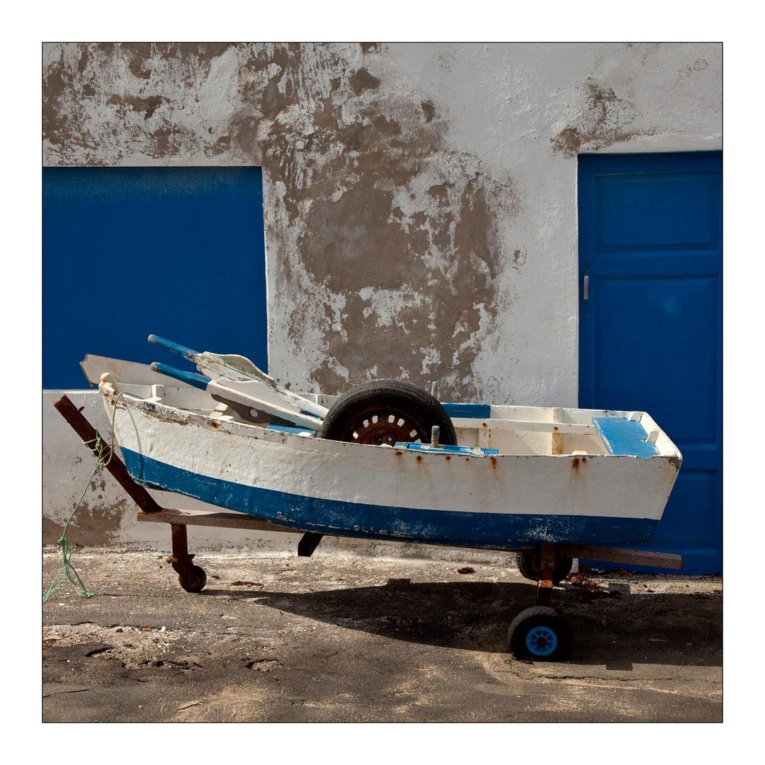Lanzarote, Caleta de Famara