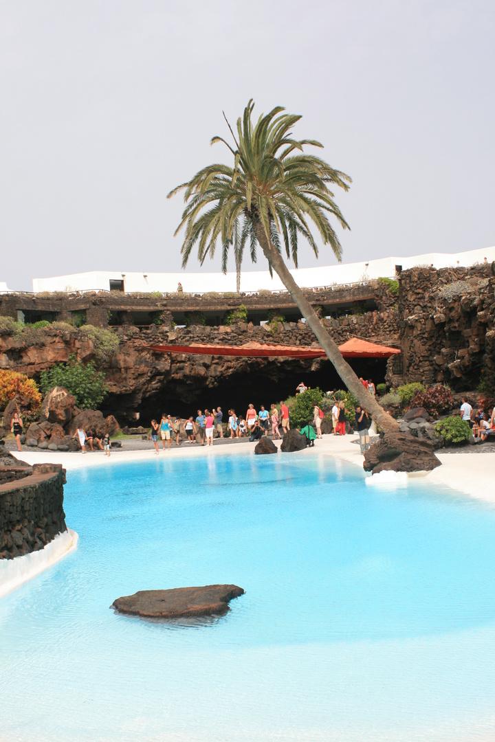 Lanzarote - Los Jameos del Agua