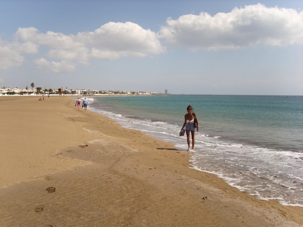 Lanzarote - Playa Honda 2007