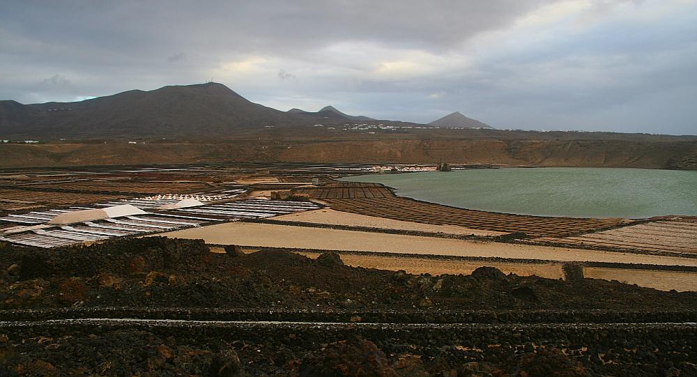Lanzarote: Saline
