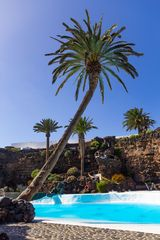 Lanzarote vor der Seuche ... Jameos del Agua (2)
