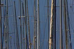 Lanzarote vor der Seuche ... Masten und Segel (1)
