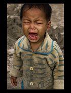 LAO - crying