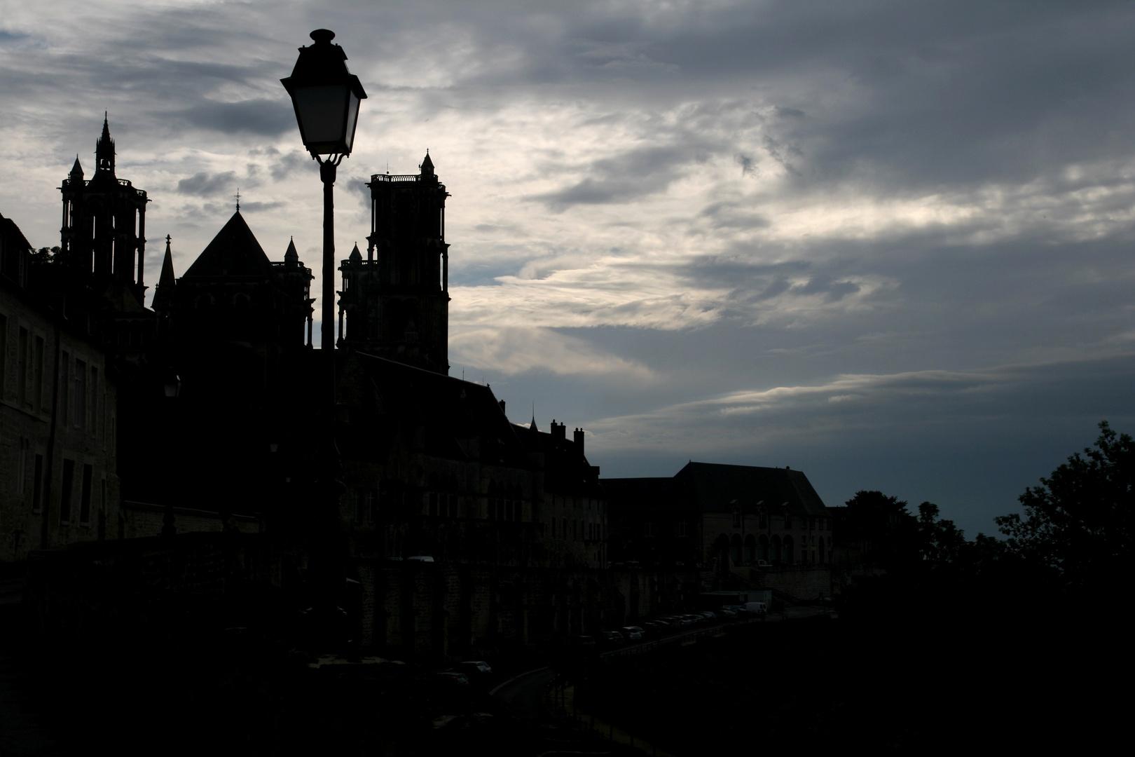 Laon in Frankreich