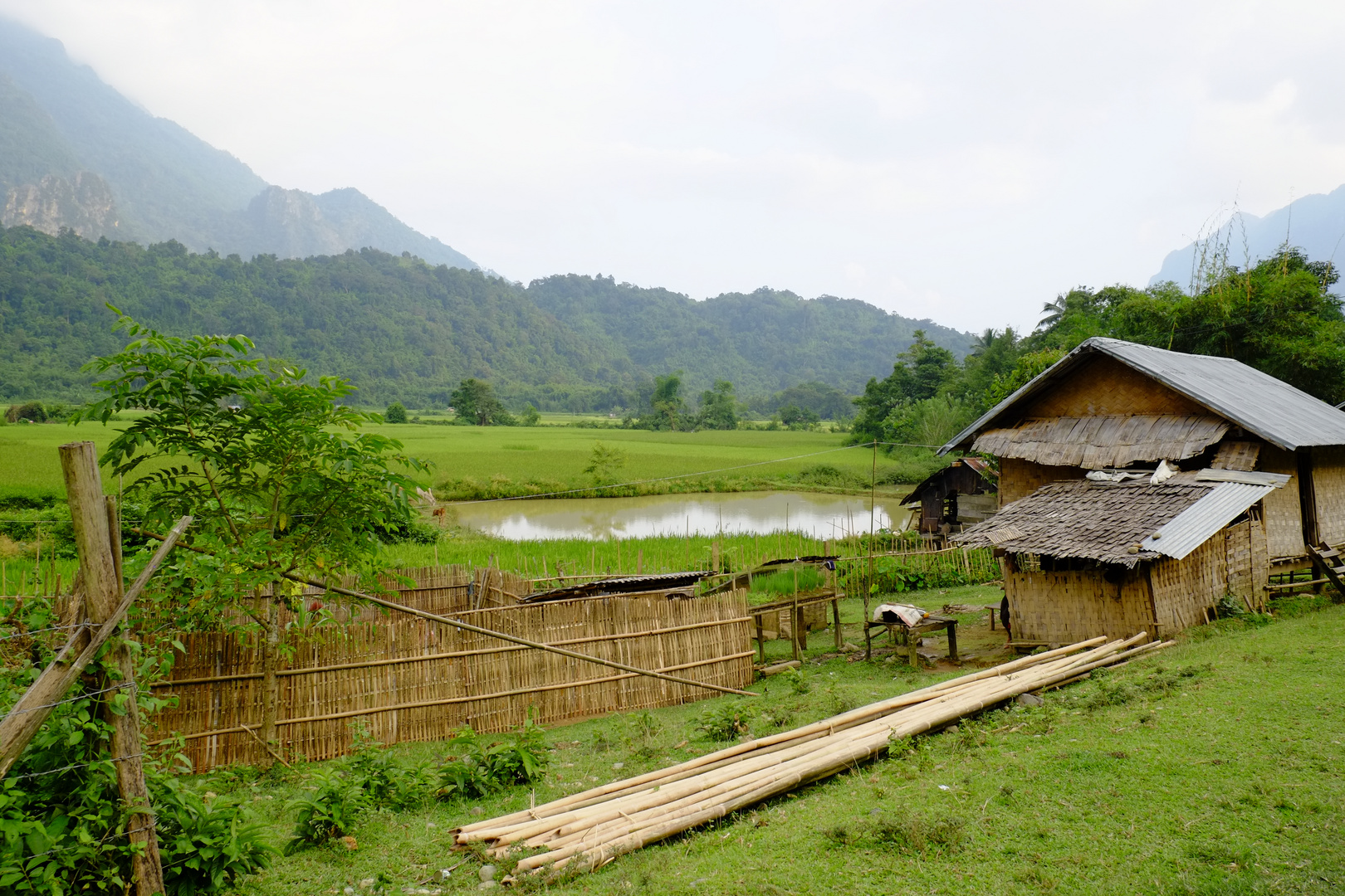Laos Village 3