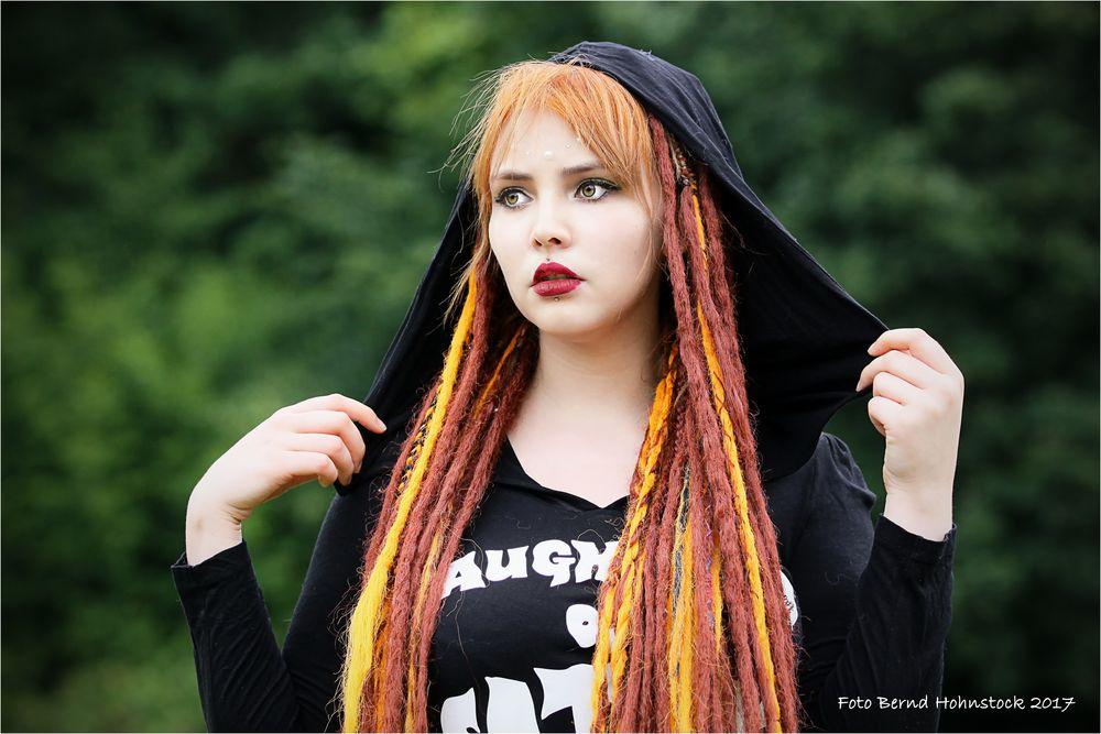 LaPaDu Modelshooting .... Abby