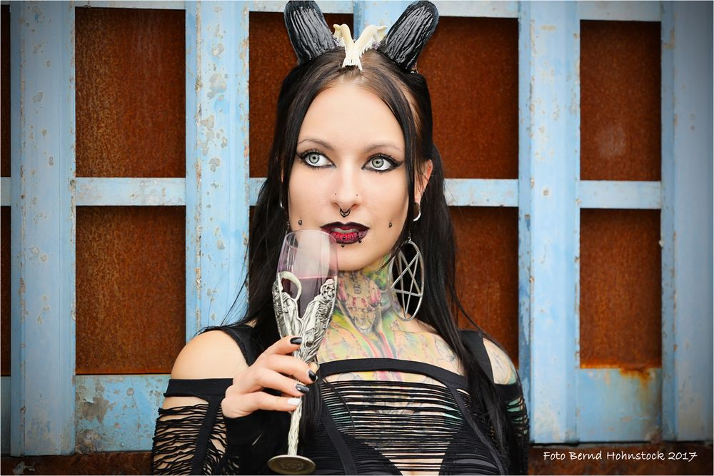 LaPaDu Modelshooting ...... Ivonne