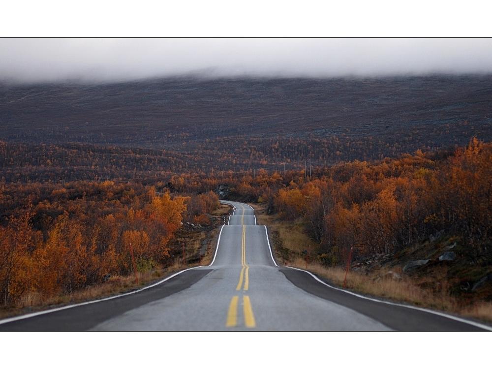 Lapland-Highway E8