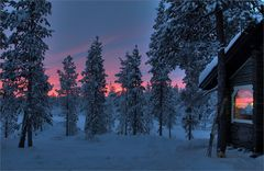 Lappland Nachmittage