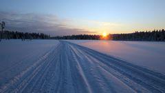 Lappland | Unterwegs auf Hundeschlittentour ...