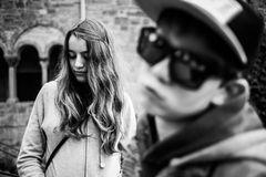 Lara and Luke, Eisenach, 2015