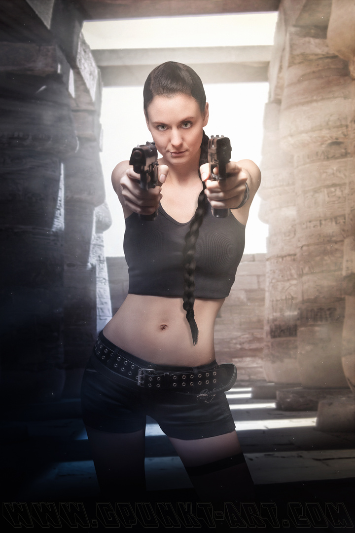 Lara Croft @ Luxor