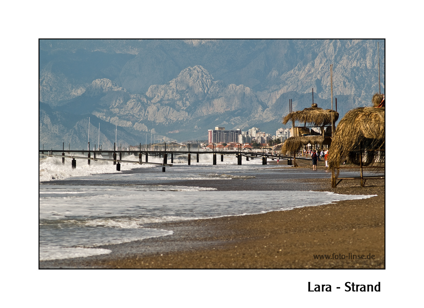 Lara - Strand