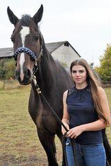 Lara und ihr Pferd Consotho 3