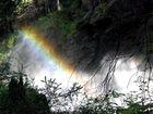 L'arcobaleno in acqua