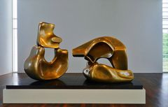 """ Large Four Piece - Reclining Figure """
