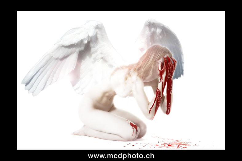 Larmes de sang