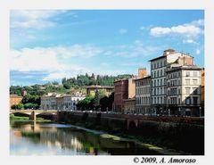 L'Arno a Firenze