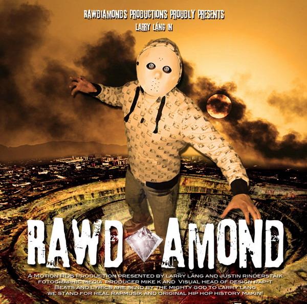 Larry Läng Raw Diamond(s) RDS CD cover - Foto & Bild   szene, hiphop
