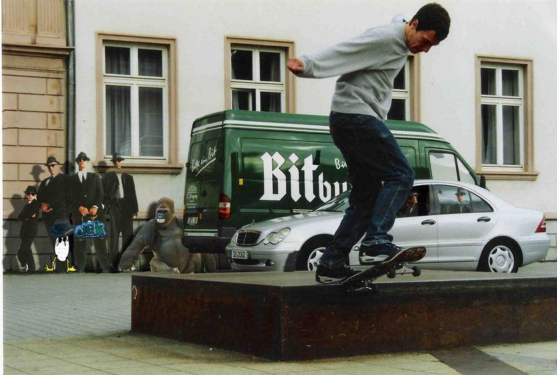 Lars Trittschack bs Tailslide