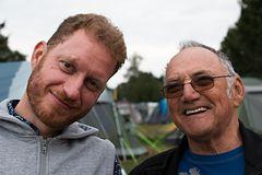 Lars und Hermann
