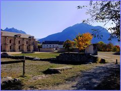 L'arsenal, Mont-Dauphin-fort