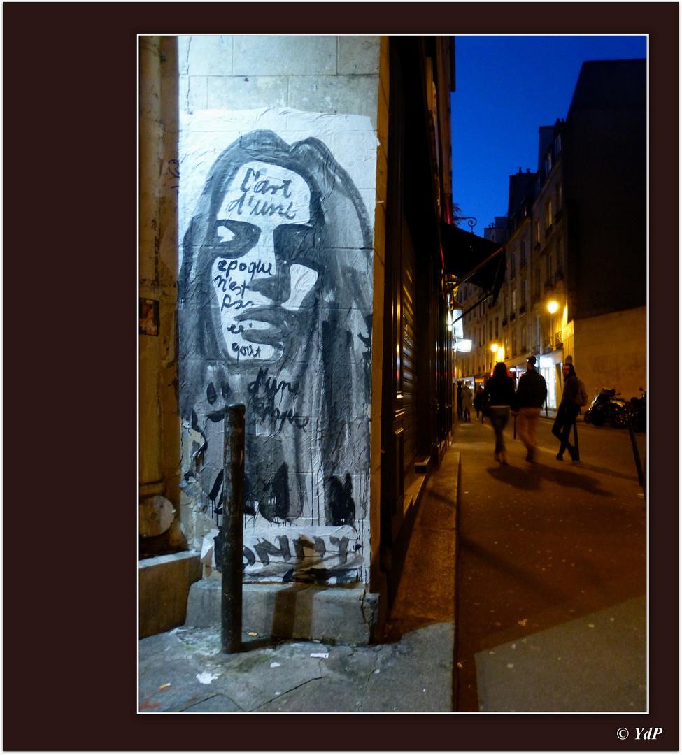 """""""L'art d'une époque...""""  # 24"""