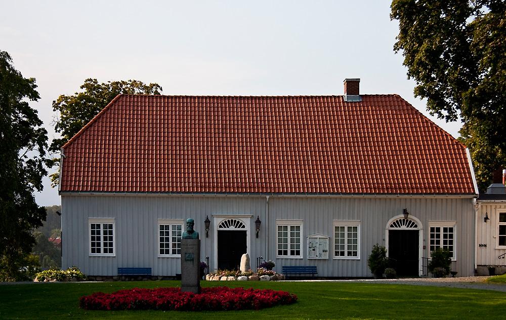 Larvik - Tolderodden