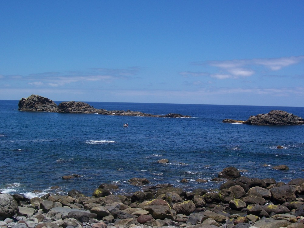 Las Bajas De La Playa Del Roque, (Almáciga)