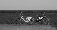 Las bicicletas son para....