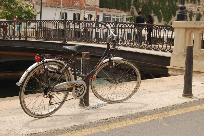 Las bicicletas son para el verano...