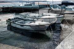 Las embarcaciones de Kastela