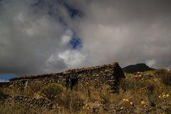 las ruinas y la fortaleza