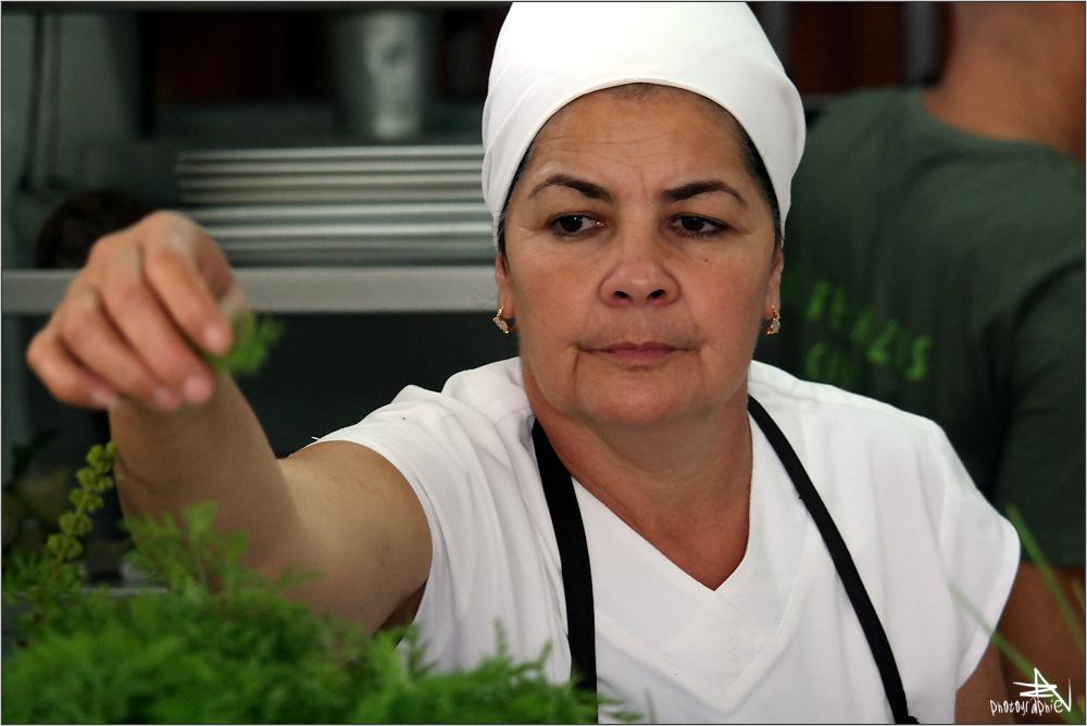 Las Terrazas - Cuisinière