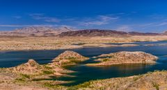 Las Vegas Bay, Lake Mead, Nevada, USA
