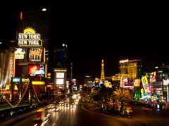 Las Vegas bei Nacht (I)