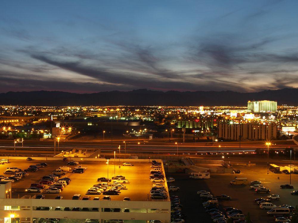 Las Vegas bei Nacht (III)