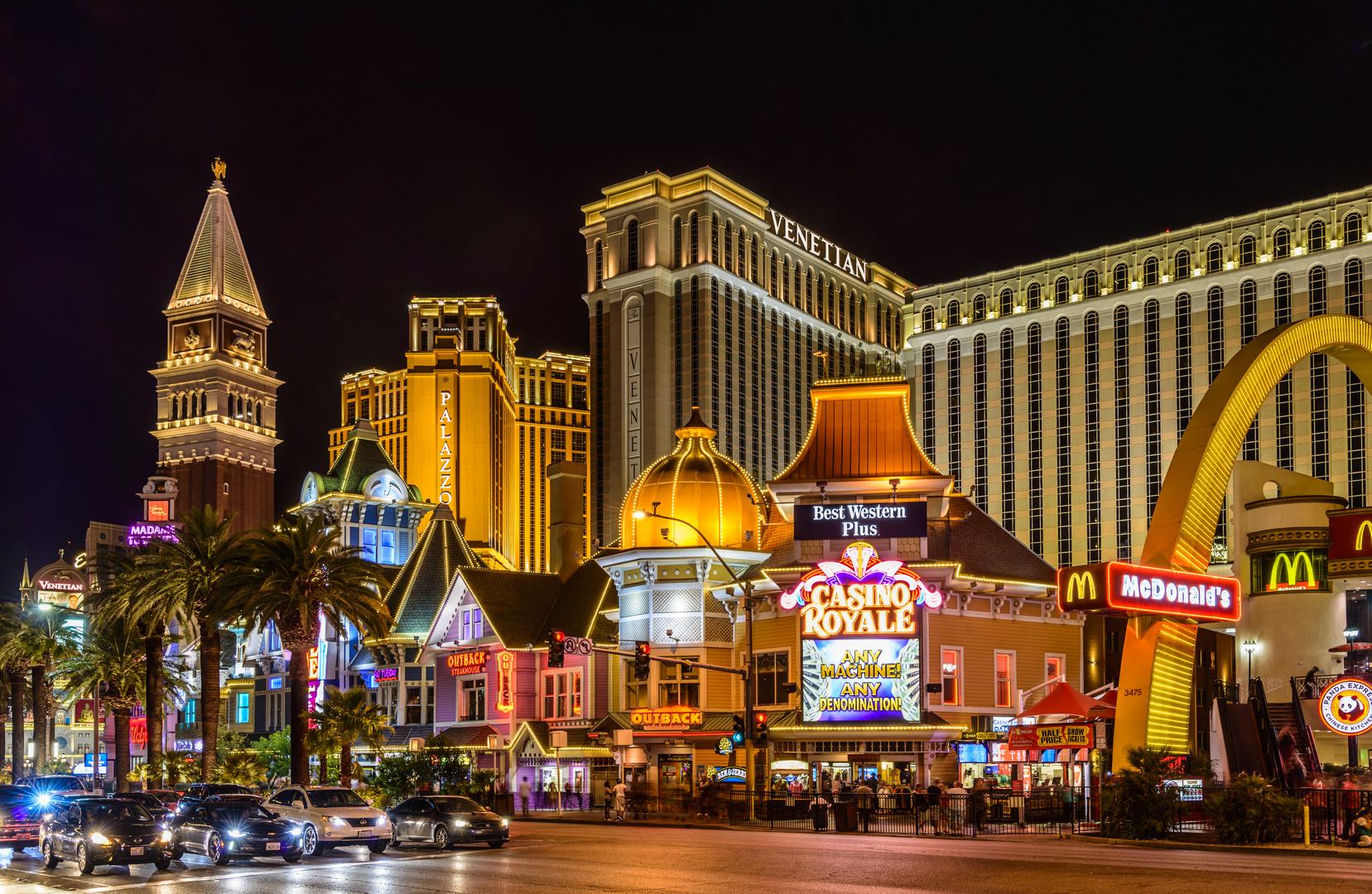 Las Vegas Informationen