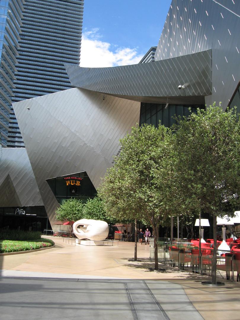 Las Vegas - interssante Architekter in Amerikas Spielplatz