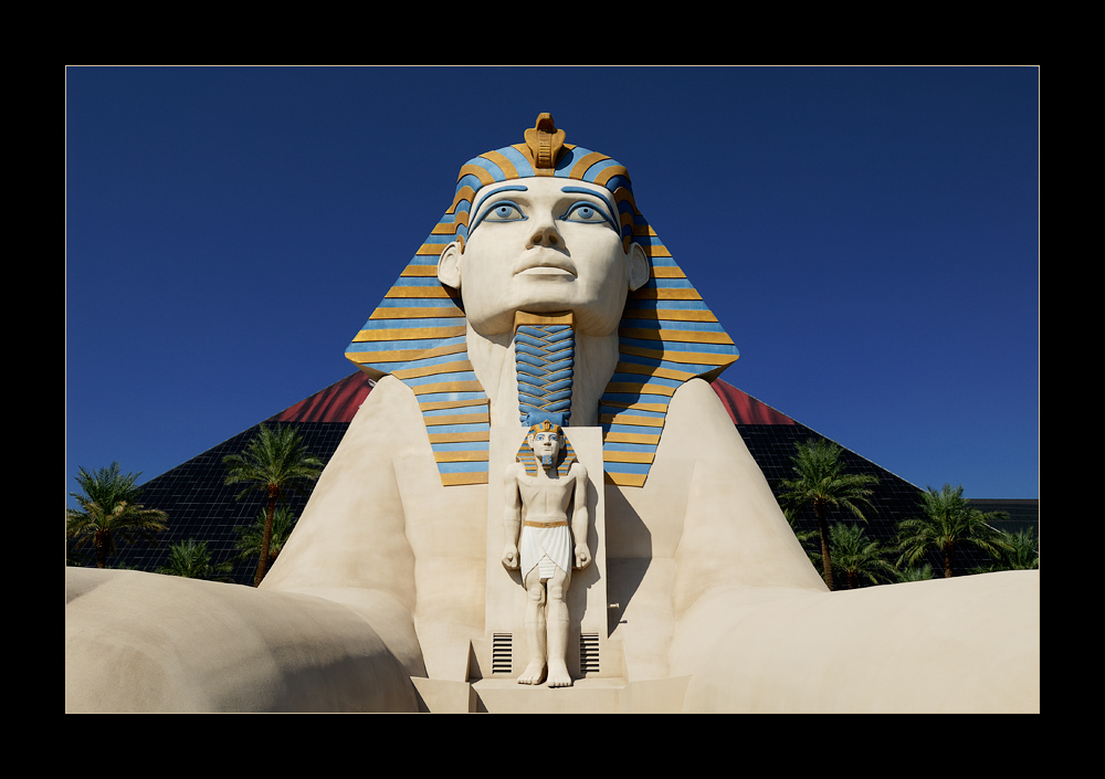 [ Las Vegas Sphinx ]